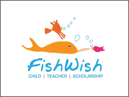 Fishwish donation image for our preschool and elementary program.