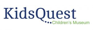The logo for Kids Quest Children's Museum
