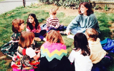 Changing the world…ten children at a time