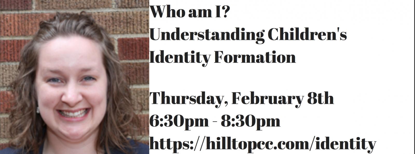 Understanding Children's Identity Formation