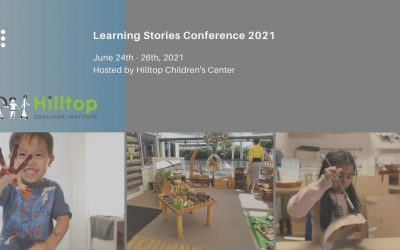 Learning Stories Conference 2021